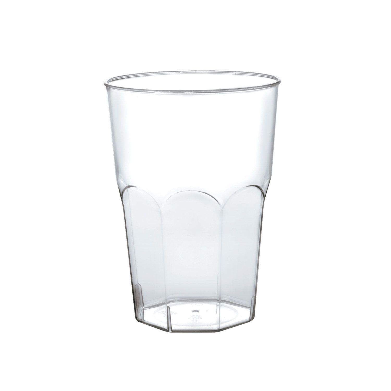 Bicchieri e calici di plastica bicchieri e calici for Plastica riciclata prezzo