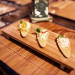 Vassoio Sushi in Bambù