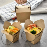 Box Take Away con Manico
