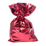 Buste Regalo Metal Lucido Rosso