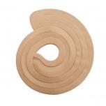 Carta Spirale per Riempimento Spiro-pack™ Avana