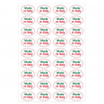 Etichetta Adesiva Made in Italy