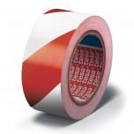 Nastro Segnaletico per Distanza Bianco e Rosso