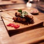 Piatti Sushi in Bambù