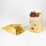 Sacchetto in Carta Larice per Frutta e Verdura