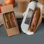 Scatola per tramezzino sandwich box