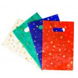 Shopper plastica stelline Mix