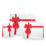 Shopper Red Bow misure