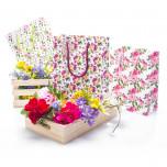 Shopper Carta Small Flower Mix gruppo