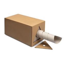 Carta Erba da Imballaggio Bobina con Erogatore
