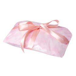 Carta Pelle Aglio Fantasia Rosa