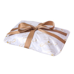 Carta Pelle Aglio Pasticceria Artigianale Bianco