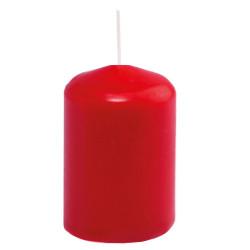 Candelotti colorati Rosso