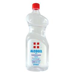 Gel Igienizzante Mani Alcolico Alcogel 1Lt