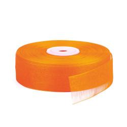 Nastro Organza Arancio