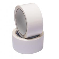 Nastro Adesivo per Imballaggio Silenzioso Bianco