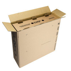 Scatola EWINE SECURE PACK® per Spedizione Bottiglie Avana