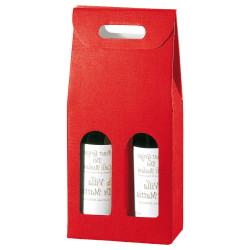 Scatole Portabottiglie Linea Cabernet Rosso