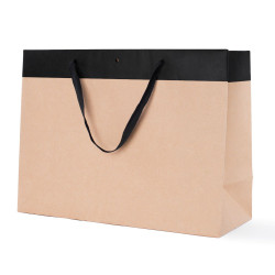 Shopper Carta Kraft Chic
