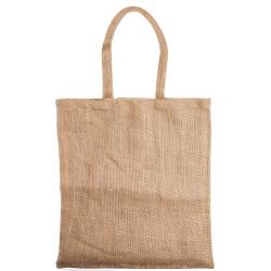 Shopper Juta manico lungo Naturale