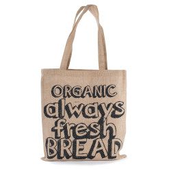 Shopper In Juta Organic Naturale