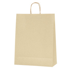 Shopper Carta Erba Naturale