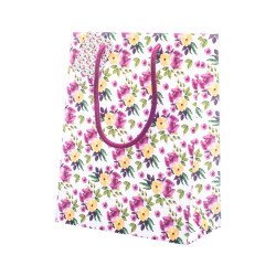 Shopper Carta Small Flower Mix