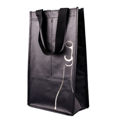 Shopper TNT Plastificato con stampa