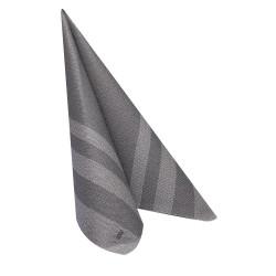 Tovagliolo Airlaid Tweed Nero
