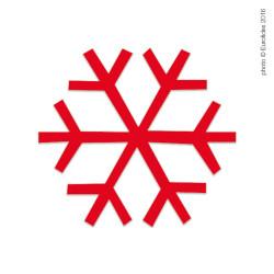 Vetrofania Cristallo Rosso