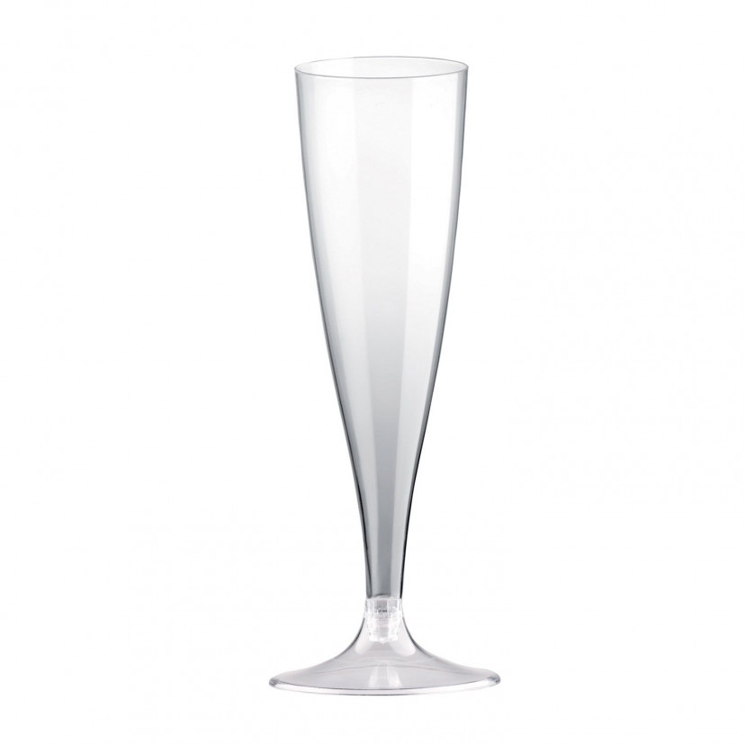 Bicchieri Flute Trasparente