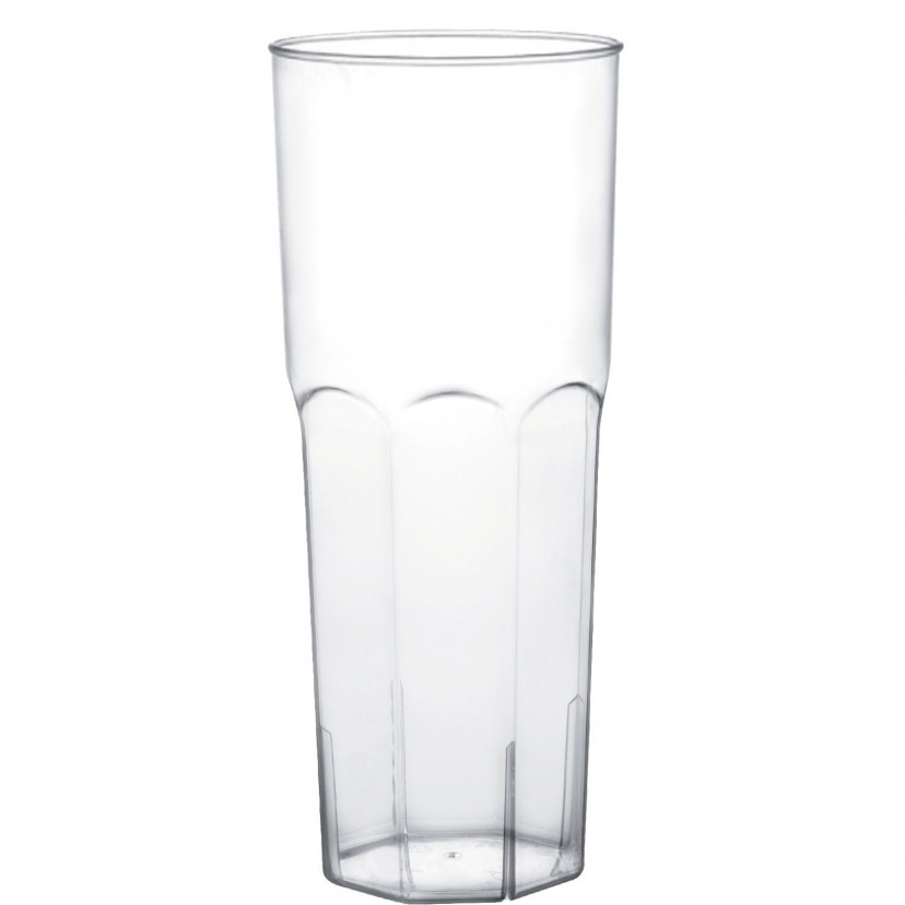Tumbler Alto Cocktail Trasparente