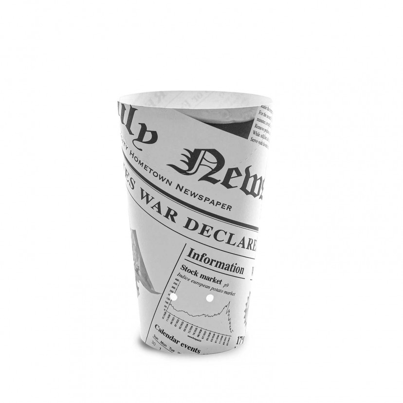 Food Cup per Snack Cartone News