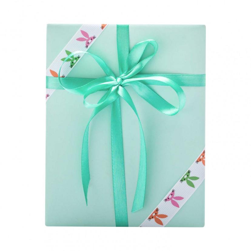 Carta da Regalo Ecologica Pastello Mix 1