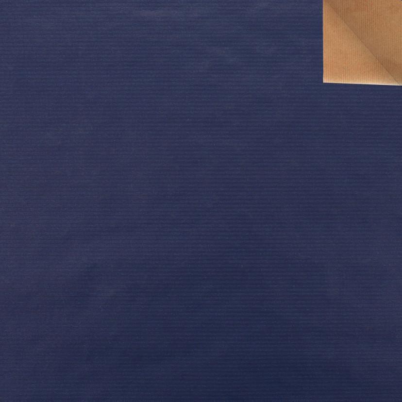 Carta Regalo Fondo Avana Blu