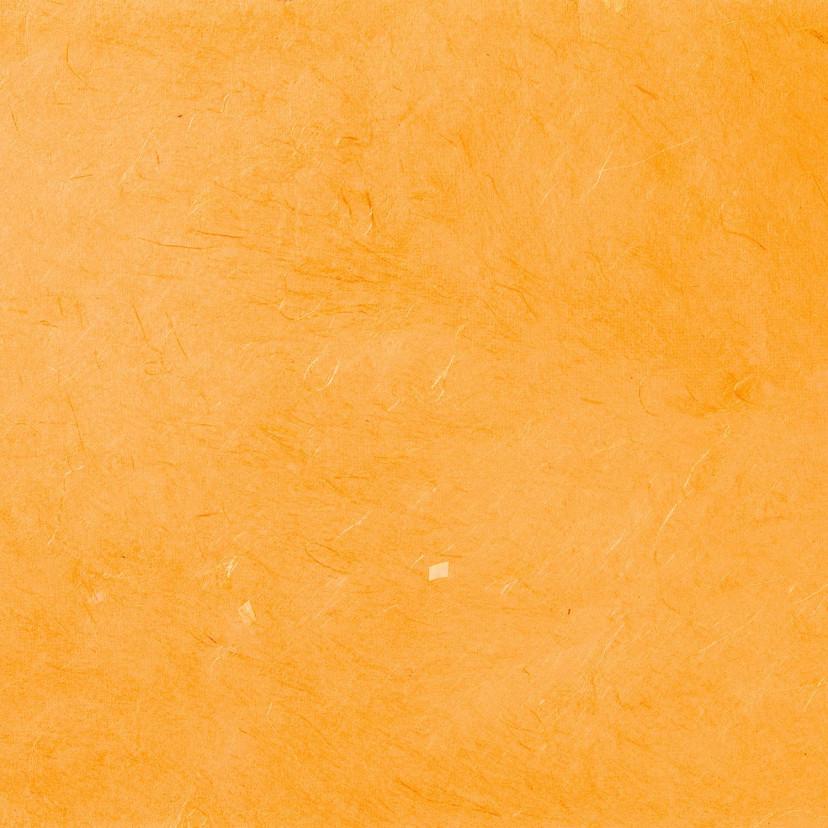 Carta Regalo Fibre Naturali Arancio