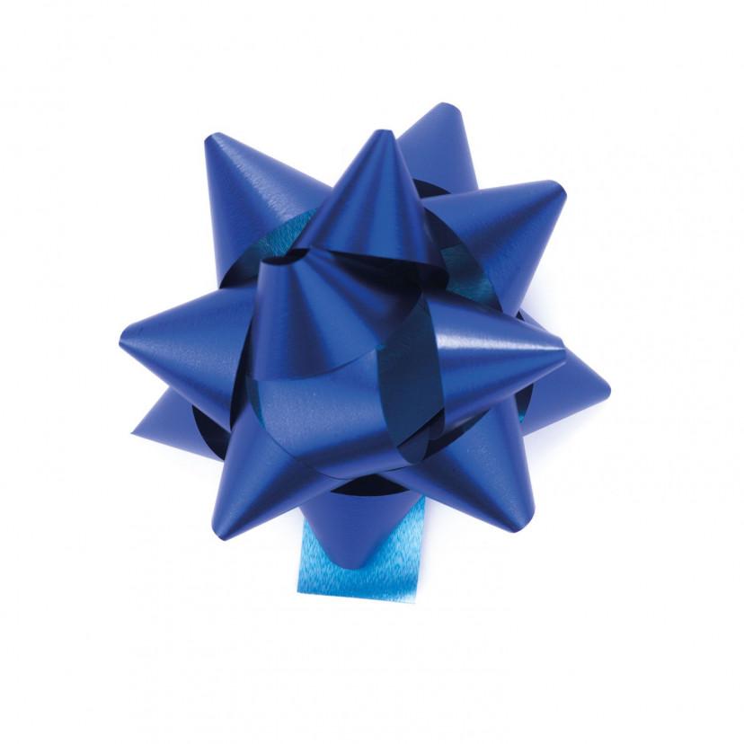 Coccarde Metal Opaco Blu