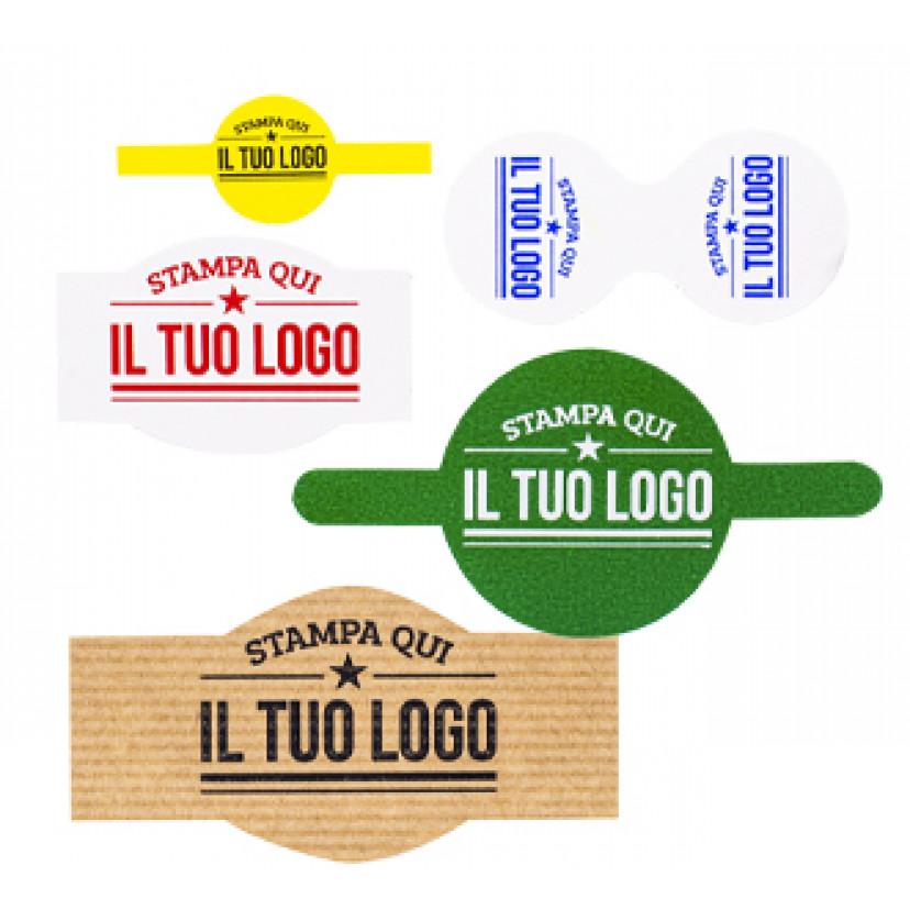 Etichette Asesive Sagomate Personalizzate