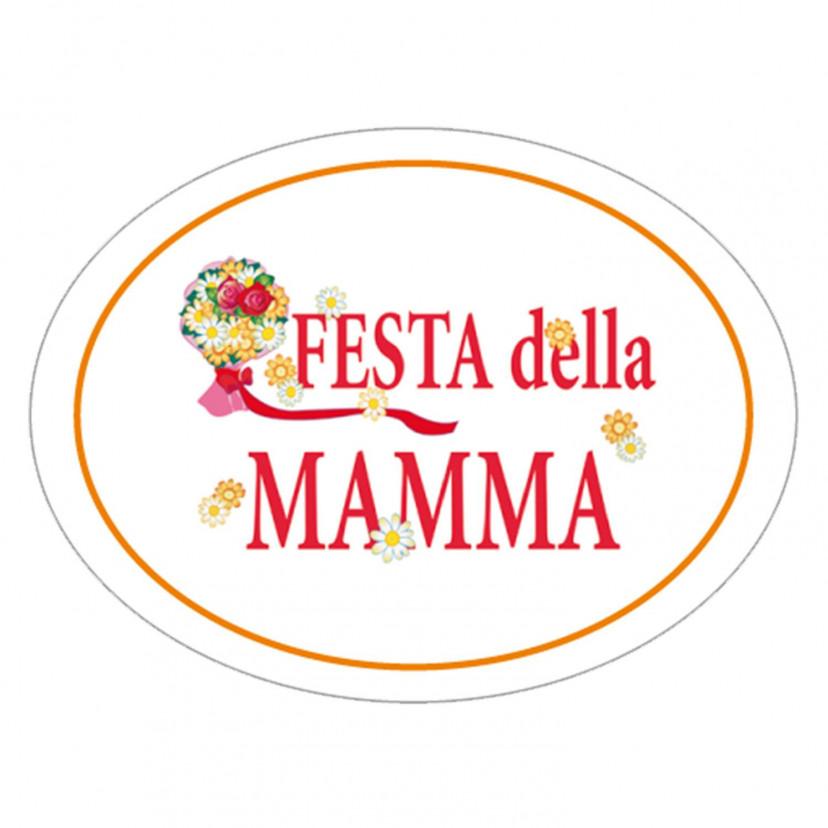 Etichetta Adesiva Festa della Mamma