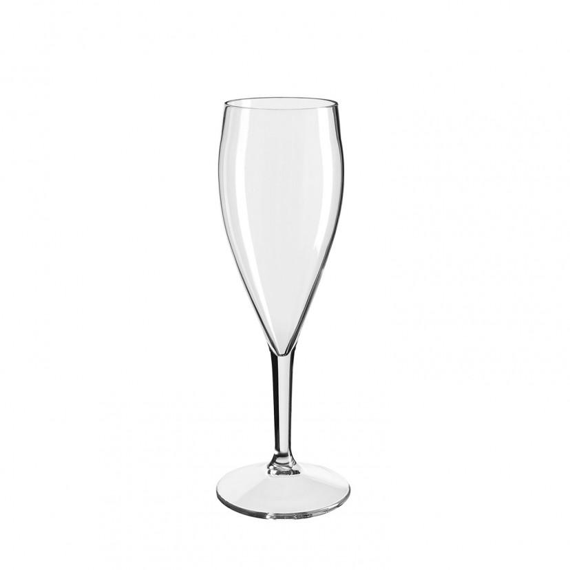 Flute Champagne Trasparente