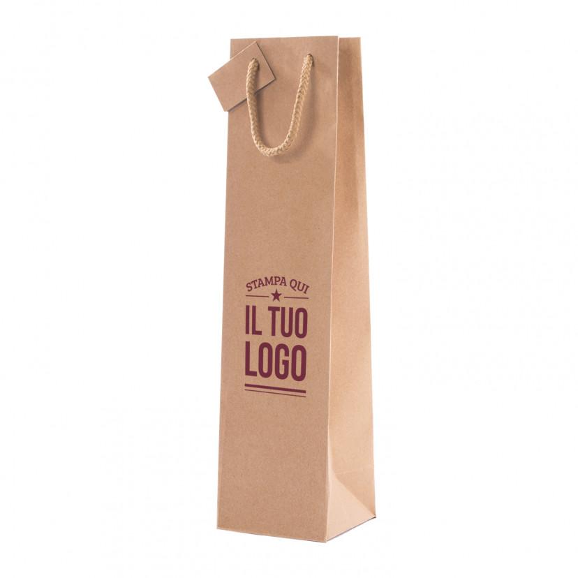 Shopper Portabottiglie Lusso Personalizzate