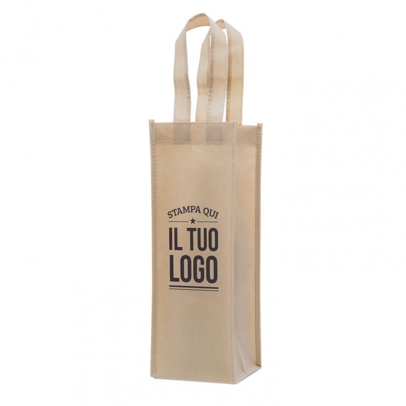 Shopper Portabottiglia TNT Personalizzata