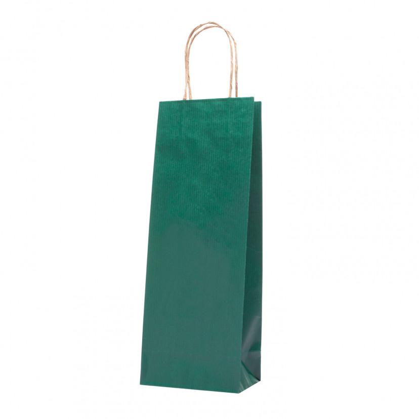Shopper Biokraft Linea Basic Verde