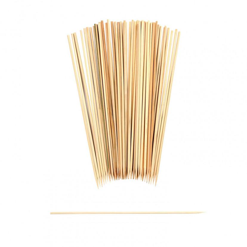 Spiedi in bambù