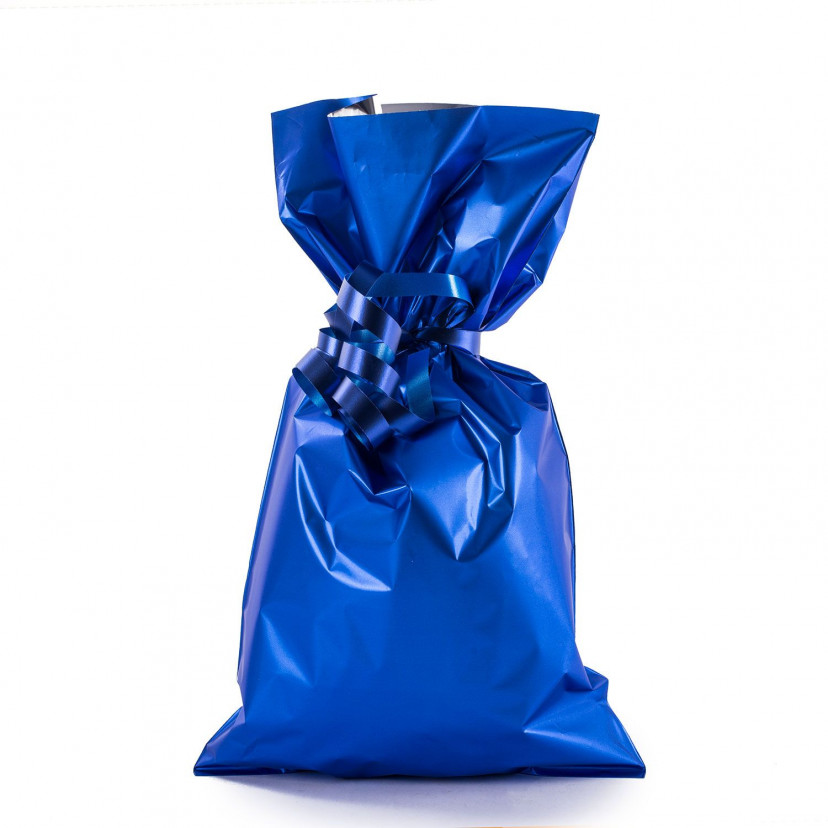 Buste Regalo Metal Opaco Blu