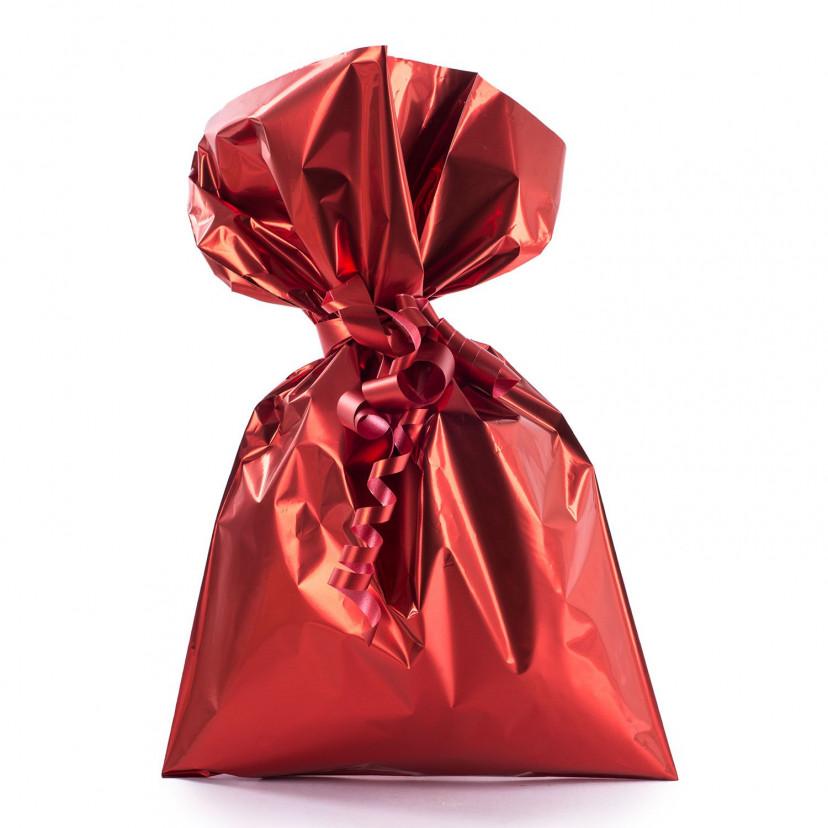 Buste Regalo Metal Opaco Rosso