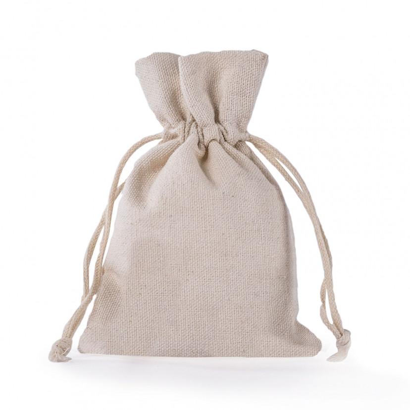 Sacchetti cotone soft Naturale