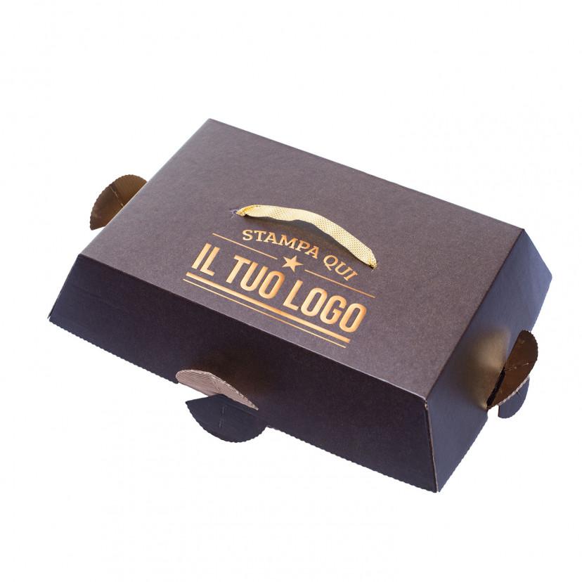 Scatola Porta Paste Personalizzata Cartoncino Ondulato