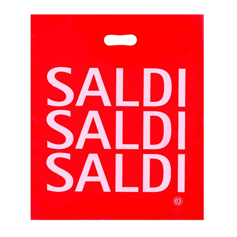 Shopper Plastica Saldi