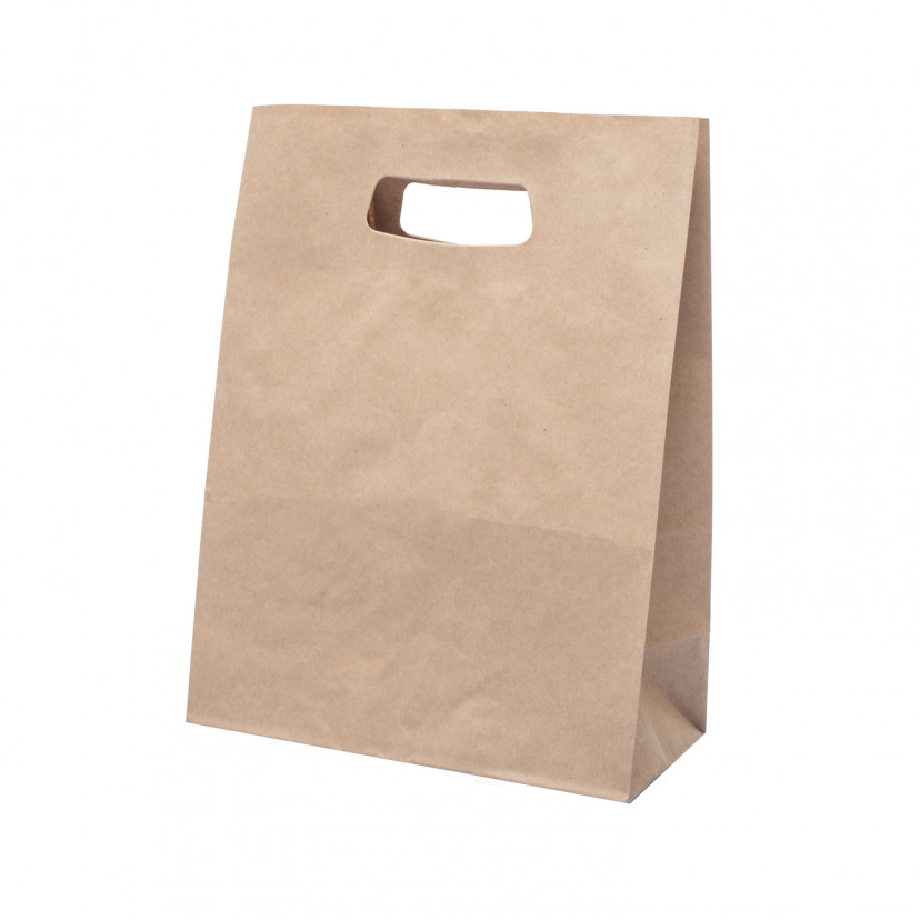 Shopper Carta Kraft Easy Avana